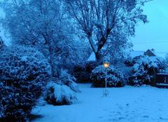 Neige Le Drennec 29860 Neige dans le Finistère Nord