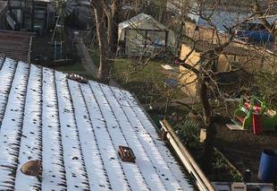 Neige Marly 57155 Soleil après la neige