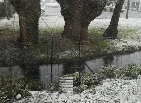 Encore de la neige !!!!