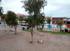 Pluie El Khroub Prise de Massinissa cité