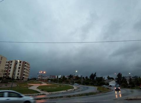 Pluie ElHamd lellah