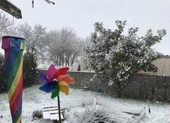 Neige Clavette 17220 Dernier jour d?hiver !