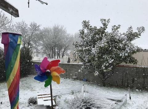 Dernier jour d?hiver !