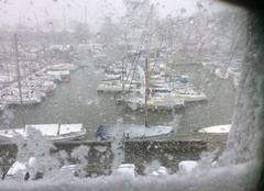 Neige Rochefort 17300 Temps de c....ou de c.....
