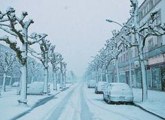 Tempête Royan 17200 Apocalypse snow hier