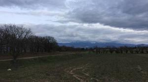 Nuages Mours-Saint-Eusebe 26540 Maussade et glacial au lever du jour