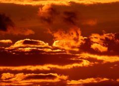 Ciel Niort 79000 Ciel de feu