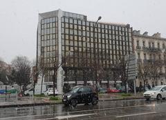 Neige Marseille 13000 Neige de printemps