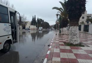 Pluie Tlemcen Tlemcen