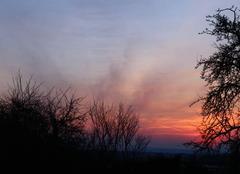 Ciel Charbuy 89113 Levé de soleil