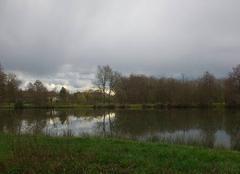 Pluie Neuville-les-Dames 01400 Etangs de la dombes