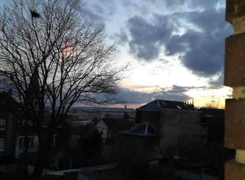 Vendredi soir sur Rouen