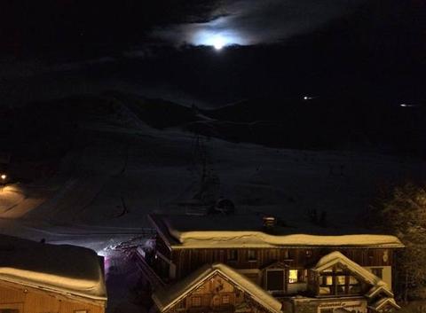 Nuit polaire!