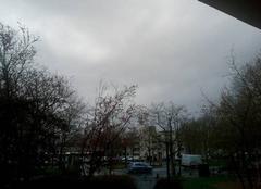 Pluie Rennes 35000 Crachotte de pluies