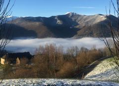 Nuages Boussenac 09320 Mer de nuages