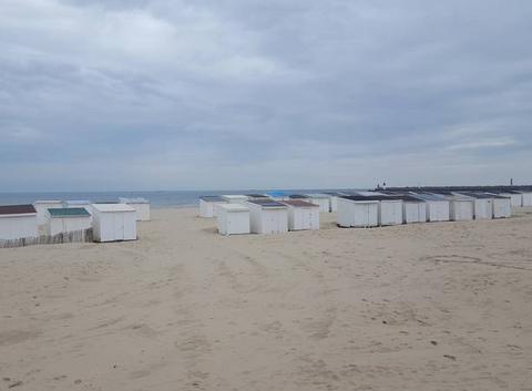 Calais plage