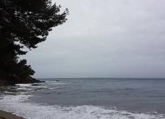 Nuages Rayol-Canadel-sur-Mer 83820 Plage du rayol