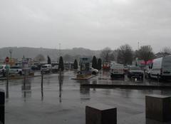 Pluie Bourgoin-Jallieu 38300 Gros orages