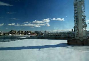 Neige Montréal Canada neige