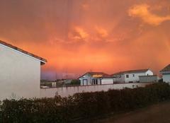 Ciel Saverdun 09700 Ciel d?orage