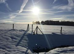 Climat Boutigny 77470 Neige à Boutigny