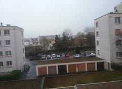 Pluie Champigny-sur-Marne 94500 Fin de pluie à Champigny sur marne