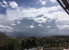 Pluie Aix-en-Provence 13100 La pluie menace Aix en Provence