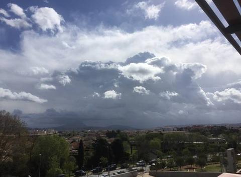 La pluie menace Aix en Provence