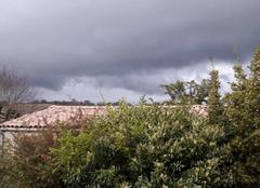 Ciel Berson 33390 Soir d' orage