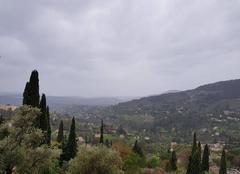 Pluie Grasse 06130 Il pleut il pleut