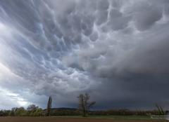 Nuages Lagnieu 01150 Ambiances orageuses de l'ain