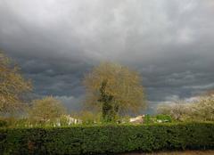 Orage Le Mazeau 85420 Orages en Vendée