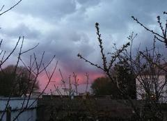 Ciel Saint-Hilaire-de-Riez 85270 Coucher de soleil