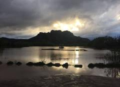 Pluie Roquebrune-sur-Argens 83520 Lac de l?arena
