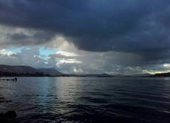 Ciel La Seyne-sur-Mer 83500 Acalmie sur TOUON ...