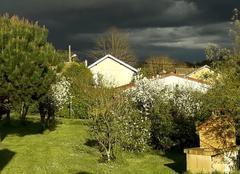 Ciel Berson 33390 Ciel d' orage