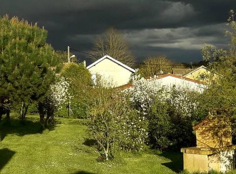 Ciel d' orage