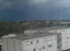 Ciel Le Haillan 33185 Zeus arrive avec l'orage