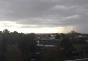 Ciel Le Haillan 33185 Après le beau temps;l'orage