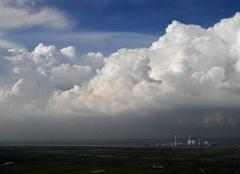 Nuages Cordemais 44360 Mer de nuages
