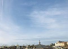 Ciel Cannes 06400 Calme après la tempête