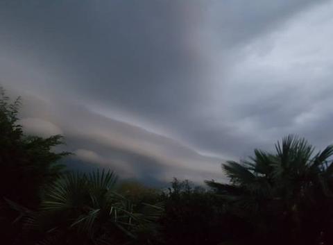 Ciel d orage..
