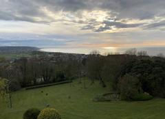 Ciel Benerville-sur-Mer 14910 Fin de la pluie