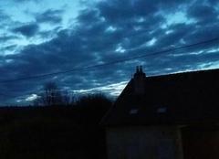 Ciel Montarlot-les-Rioz 70190 Nuages