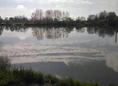Ciel Allerey-sur-Saone 71350 L'été à Allerey sur Saône