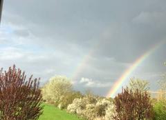 Ciel Le Mesnil-Saint-Denis 78320 Couleurs et merveilles de Dame Nature