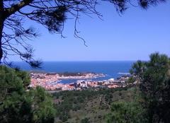 Mer Port-Vendres 66660 Enfin le soleil arrive