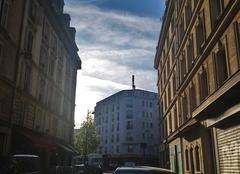 Ciel Paris-10 75010 Quel beau temps