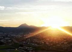 Ciel Clermont-Ferrand 63000 Coucher de soleil