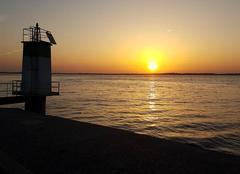 Ciel Le Verdon-sur-Mer 33123 Lever de soleil